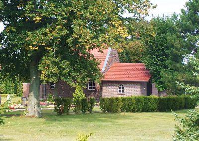 Anonyme Bestattungen in Hohenbucko