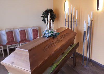 Krematorium Elbe-Elster ABSCHIEDNAHMERAUM IN UNSEREM KREMATORIUM NEU GESTALTET